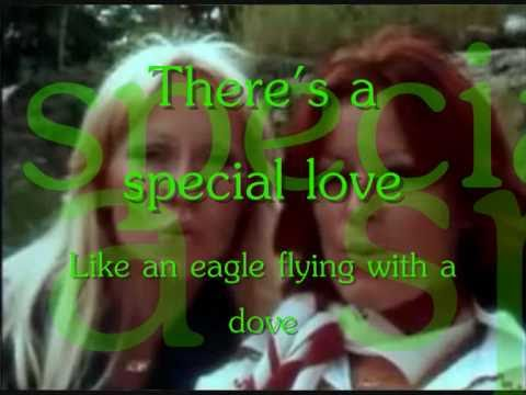 ABBA - That's Me with Lyrics