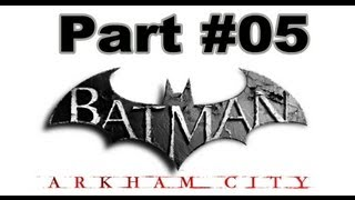preview picture of video '#05 Batman: Arkham City - Der Kälte nach (Let's Play / Xbox 360 / Deutsch)'
