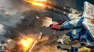 MRK II Soldier Galahad Returns In Destructive Champion League Gameplay   War Robots