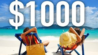 How To Make Passive Income with $1000