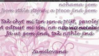 Lenka Filipová - Zamilovaná (LYRICS)
