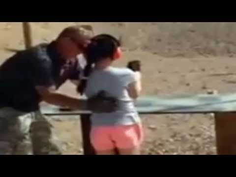 [FULL] 9 Year Old Girl Accidentally Kills Gun Instructor With An Uzi