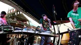 Animal Collective - Graze (Live)