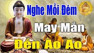 """Mỗi Đêm Nghe Lời Phật Dạy""""Để Nhẹ Lòng Tiêu Tan Mọi Phiền Muộn Khổ Đau""""Ngủ Ngon""""#Mới"""