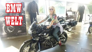 preview picture of video '2013 Oktoberfest Munich Germany Part 07 — BMW Welt Museum tour'