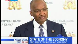 Central Bank of Kenya revises its 2019 economic growth focus