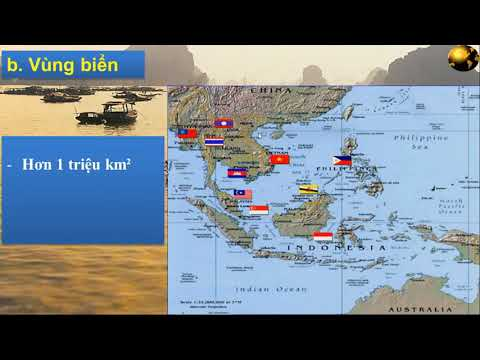 Ôn thi THPT QG môn Địa lý, chủ đề: Địa lý tự nhiên Việt Nam