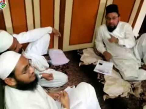 Farooque Khan Razvi Munazra Sharait Abdul Ahad Qasmi Deobandi Sujangadh Original Video