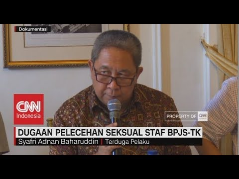 Jawaban Terduga Pelaku Soal Dugaan Pelecehan Seksual Staf BPJS-TK