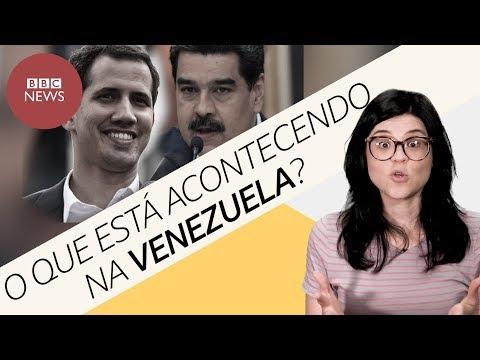 Maduro X Juan Guaidó: 5 perguntas sobre a Venezuela