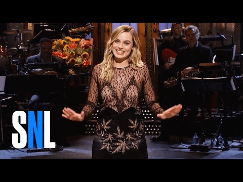 Margot Robbie Monologue - SNL