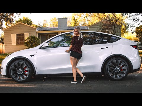 External Review Video K4VeZ8_1Gcg for Tesla Model Y Electric Crossover