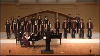 「手まり」~混声合唱とピアノのための「良寛相聞」より