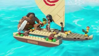 Moana's Ocean Voyage- LEGO Disney- 41150