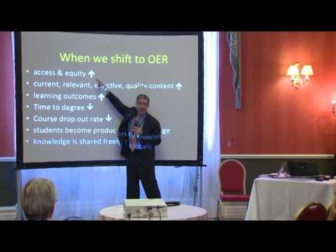 OER and Equity - Dr. Cable Green, Joe Hironaka, Alek Tarkowski