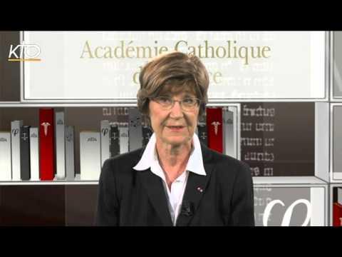 Madame de la Garanderie : Les Conditions du dialogue social dans l'entreprise