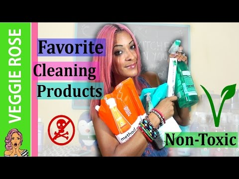 Favorite Cleaning Products | NON TOXIC | Review