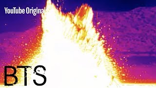 An Explosion in Slow Motion Thermal Vision!!