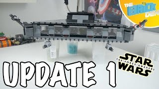 LEGO First Order MON CALA Communications Base MOC-Update 1