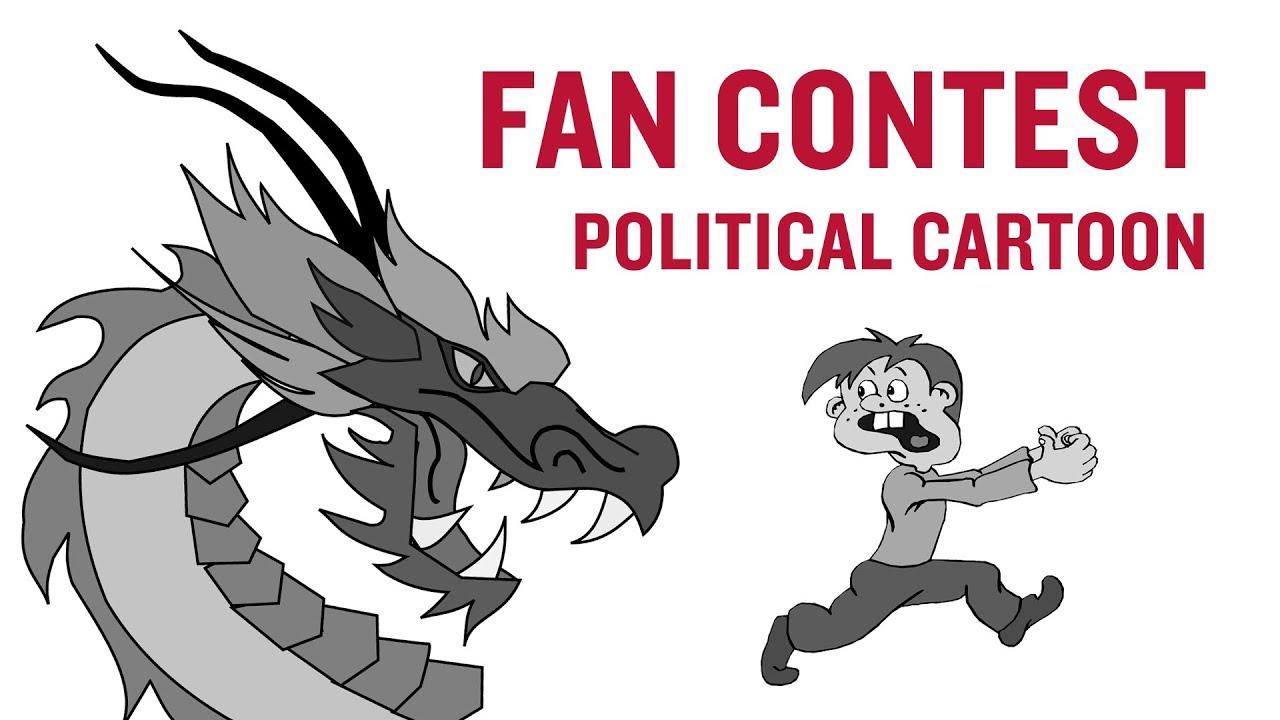 Fan Contest: Draw a Political Cartoon thumbnail