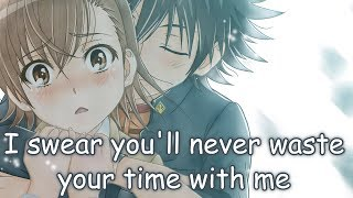 Nightcore   Waste Your Time   (Lyrics)
