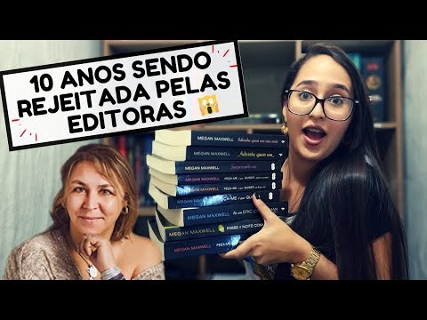 Megan Maxwell  ? 10 Curiosidades INCRÍVEIS | Sweet Book