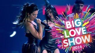 Нюша на Big Love Show 2016