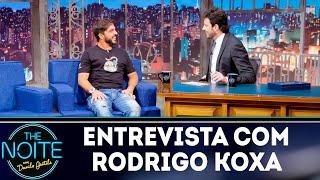Entrevista com Rodrigo Koxa | The noite (15/10/18)