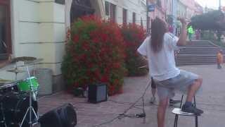 Video WARLUS - Winter Live - Hlavna Street Prešov