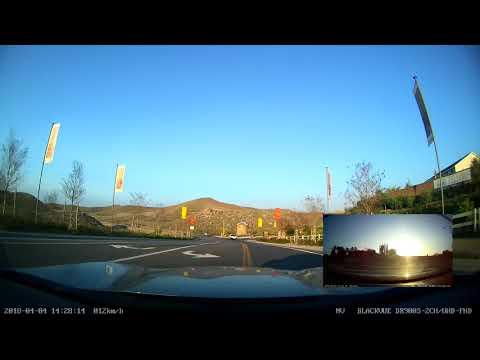 BlackVue DR900S 4K UHD Sample Footage