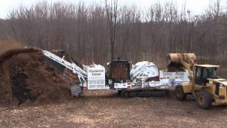 Hammond Farms Grinding Compost