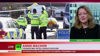 Skripal case: RT talks to former MI5 intelligence officer