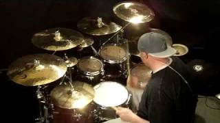 Pitbull Feat. Ne Yo Afrojack Nayer   Give Me Everything [Drum Cover]