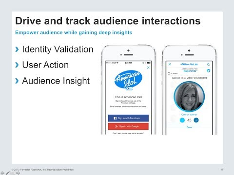 Video Webinar: Social Login -- More than Faster Registration