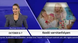TV Budakalász / Kultúrkörkép / 2018.10.04.
