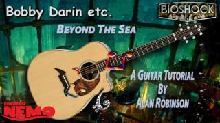 Beyond The Sea - Bobby Darin - Acoustic Guitar Lesson