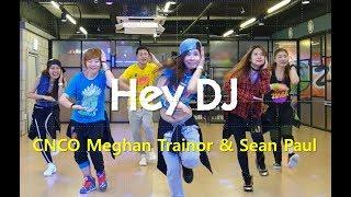 Gambar cover I LOVE ZUMBA / Hey DJ - CNCO Meghan Trainor & Sean Paul