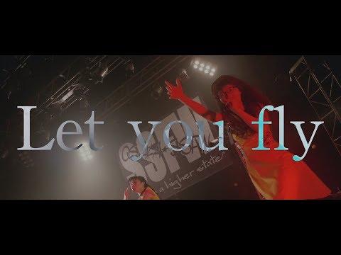 大阪☆春夏秋冬 / Let you fly -MUSIC VIDEO (Live Edition)-