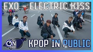 [KPOP IN PUBLIC CHALLENGE] EXO - ELECTRIC KISS by LAXODUS from INDONESIA「1080p60fps」