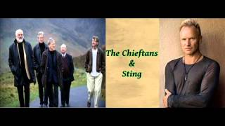 Mo Ghile Mear (Our Hero) - The Chieftans & Sting