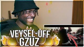 VEYSEL   UFF Feat. GZUZ (prod. MIKSU & MACLOUD) | GERMAN RAP REACTION 🔥🔥