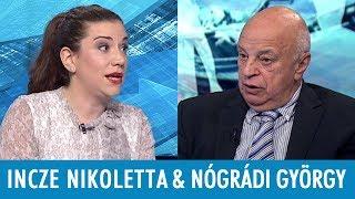 Integráció vagy honfoglalás? - Nógrádi György és Incze Nikoletta