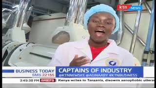 The driving force behind Soko Ugali | CAPTAINS OF INDUSTRY