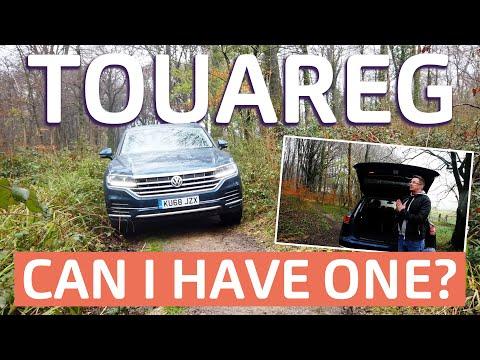 AMAZING | New VW Touareg Reviewed | It's Shockingly Good!