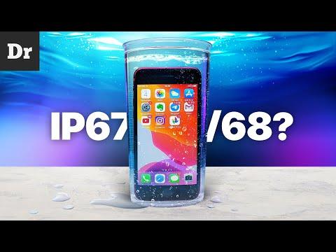 ОБЪЯСНЯЕМ IP67 / IP68 | РАЗБОР