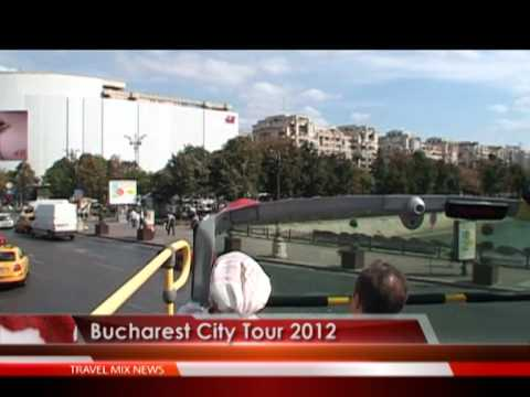 Bucharest City Tour 2012
