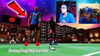 i Helped Ronnie2K's Son Destroy a TOXIC BULLY !! But this happened 😱😱😱 ... NBA 2K19