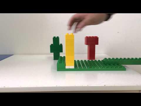 Vidéo LEGO Education 9660 : Mes Premières Structures
