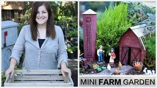 Mini Farm Garden (Full Version)