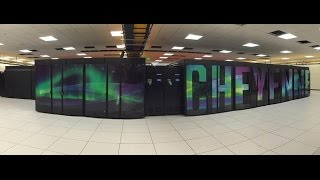 Newswise:Video Embedded new-supercomputer-triples-earth-system-science-capability-with-greater-efficiency